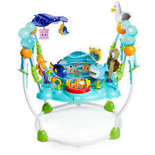 Disney Baby Finding Nemo Sea of Activities Newborn Jumper Bouncer Adjustable Toy