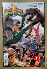 MIGHTY MORPHIN POWER RANGERS #1 1ST PRINT (2016) BOOM!
