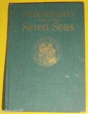 Peter Freuchen's Book of the Seven Seas 1958 Nice Pictures! Nice See!