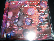 Leroy Anderson Tedeschi - Melbourne Symphony / The Waltzing Cat ABC CD Like New
