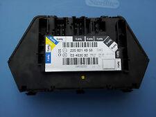 MERCEDES-BENZ W220 S430 S500  LEFT REAR DOOR CONTROL MODULE 2208214958