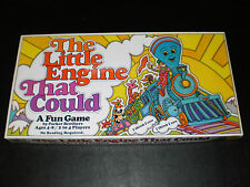 THE LITTLE ENGINE THAT COULD PARKER BROS. 1977 NICE CONDITION