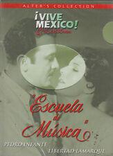 DVD - Escuela De Musica NEW Vive Mexico Alter's Collection FAST SHIPPING !