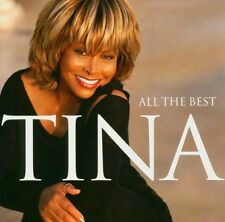 TINA TURNER - ALL THE BEST 2 CD  33 TRACKS INTERNATIONAL POP COMPILATION NEU