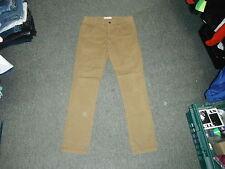 """RIVER Island Classic Fit Jeans Girovita 30 """"Gamba 32"""" cachi sbiadito jeans da uomo"""