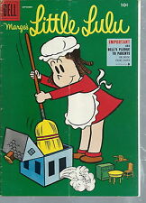 ND-009 - Marge's Little Lulu Comic, September 1955 No 87, Grape Nuts Flakes Ford