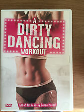 DIRTY DANCING ~ The Dance Workout | Exercise / Fitness | UK DVD