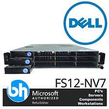 Dell Twin Quad Core Cloud Storage Server FS12-NV7 AMD VMWare Ready 16GB ECC RAM