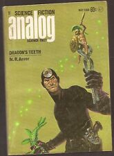 ANALOG May 1969. Mack Reynolds, Perry Chapdelaine, Kelly Freas