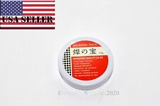 10g Soldering Solder Paste Flux Cream Welding Paste Rosin Fragrant ZJ-18 - USA