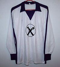 Vintage Erima Austria Raiffeisen Bank match worn shirt #5 Size M 80's