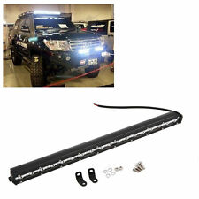 19 Inch 54W CREE LED Slim Work Light Bar Spot Flood Combo Off-Road Driving SUV S