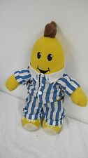 SINGING BANANA IN PAJAMAS TOMY VINTAGE FROM HIT TV SHOW PARTS REPAIR