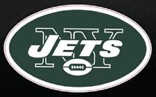 Window Bumper Sticker NFL Football New York Jets NEW