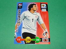 STOJKOVIC SERBIE PANINI FOOTBALL CARD FIFA WORLD CUP 2010  ADRENALYN XL