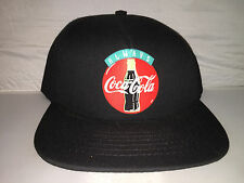 Vtg Always Coca Cola Snapback hat cap rare 90s Coke soda pop nwot enjoy supreme
