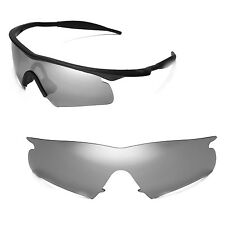 New Walleva Polarized Titanium Replacement Lenses For Oakley New M Frame Hybrid