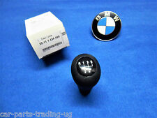 BMW e46 318i Touring orig. Schaltknauf NEU Gear Shift Knob NEW 5 Gang 1434495