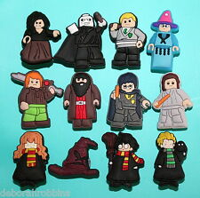 Harry Potter Toys 12 Cake Decorations Cupcakes Party Favours Charms Hagrid NEW