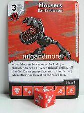 Dice Masters - #033 Mousers Rat Eradicator - Teenage Mutant Ninja Turtles