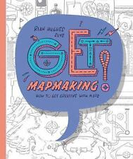 Get Mapmaking : How to Get Creative with Maps by Rian Hughes (2016, Paperback)