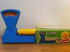 Vintage toy weighing machine made in USSR Plastic Rare UniQ! 1978, Boys & Girls