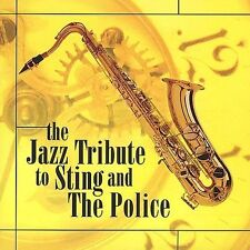 FREE US SH (int'l sh=$0-$3) NEW CD Jazz Tribute to Sting & the Poli: Jazz Tribut