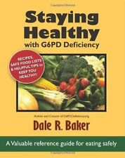 Staying Healthy with G6PD Deficiency: Valuable reference guide for eating safel