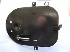 NORTON COMMANDO SINGLE TWIN CARBURETTOR AIR FILTER BACK PLATE PAINTED 06-4894