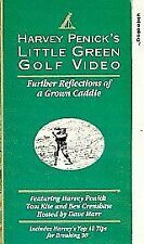 Harvey Penick's Little Green Golf Video [VHS], Good VHS, ,