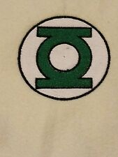 Personalized Embroidery Fleece Baby Blanket With Green Lantern