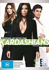 KEEPING UP WITH THE KARDASHIANS - SEASON 10 Part 2  - DVD - IN STOCK