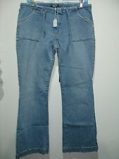 Bitten by Sarah Jessica Parker Size 10 (33X30) Flare Jeans Stretch 24-6697