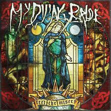 MY DYING BRIDE - FEEL THE MISERY - 2LP VINYL NEW SEALED 180 GRAM - 2015