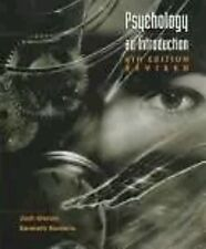 Psychology : An Introduction by Gerow andBordens (6th Edition) w Study Guide