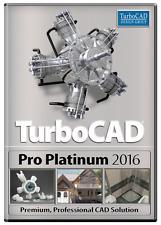 IMSI TurboCAD Pro Platinum 2016 , Turbo CAD Pro Platinum 2016 version 23