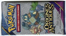 POKEMON BOOSTER ECHANTILLON COLLECTOR - FRANCAIS - XY7 - ORIGINES ANTIQUES