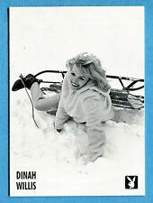 [GCG] PLAYBOY 1999 - Cards - CARD n. 35 - DINAH WILLIS