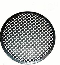 15 INCH SUBWOOFER SPEAKER COVERS WAFFLE MESH GRILL GRILLE PROTECT GUARD
