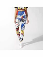 NEW RITA ORA ADIDAS ORIGINALS SUPER LEGGINGS  SIZE 6