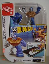 NEW App Tivity iPAD WWE RUMBLERS Rey MYSTERIO TOY Game Battle Championship