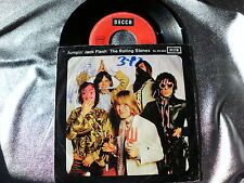 "7"" - THE ROLLING STONES - JUMPIN´JACK FLASH - xx580"