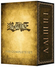 Yu-Gi-Oh! The Complete Set DVD (2014) 32-Disc Set * Brand New * Series Yugioh