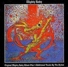 "Mighty Baby: ""S/T""  +  5 Bonus Tracks by The Action  (CD)"