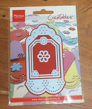 MARIANNE CREATABLE LR0154 TAGS cutting die