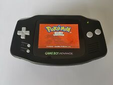 Gameboy Advance GBA Console Black backlight AGS 101 - brightest on the Ebay