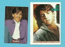 Jon Knight Fab Card Collection boy band New Kids on the Block The Amazing Race