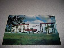 1970s FAWCETT MEMORIAL HOSPITAL PORT CHARLOTTE FLORIDA FL. VTG POSTCARD