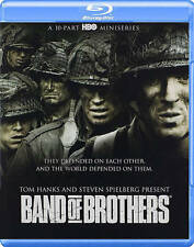 Band of Brothers Blu-ray 6-Disc Set, Tom Hanks and Steven Spielberg Present