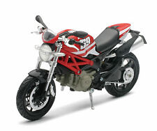 Ducati Monster 796  # 69 rot 1:12 Motorrad Modell die cast motorcycle model